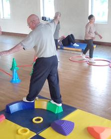 Prévention des chutes chez les personnes âgées